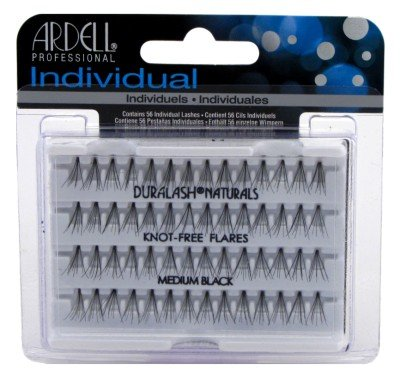 Ardell Duralash Naturals Flare Medium Black (56 Lashes) by Ardell