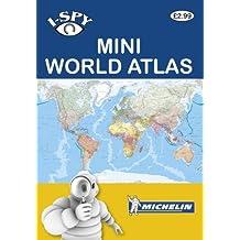 i-SPY Mini World Atlas (Michelin i-SPY Guides) by i-SPY (2012-04-01)