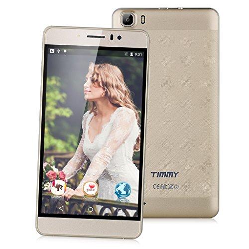 TIMMY M12 5,5''Zoll 3G-Smartphone Quad Core DualSIM Android5.1 1GB RAM+8GB ROM Handy ohne Vertrag dual Kamera SmartWake Air GestureGold