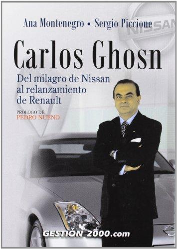 Carlos Ghosn: Del milagro de Nissan al replanteamiento de Renault