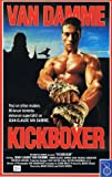 KICKBOXER - JEAN CLAUDE VAN DAMME - NORWEGIAN ? Imported Movie Wall Poster Print ? 30CM X 43CM Brand New