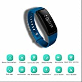 Fitness smartwach Smartwatch für Apple Samsung HTC iPhone, Armband Sport Smartwatch, Activity Tracker, Kalorienzähler, Call SMS WHATSAPP Smartwatch, trainiert Smartwatch für MAN & Frauen