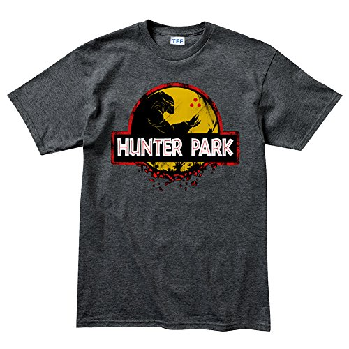 Predators Hunter Park T shirt (Predator Hunter Kostüm)