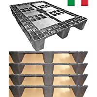 10/x 1//2/Euro Paletten Down Light Range 80x60/Plastic Palette with Free Ruler Half Palette Pack of 10