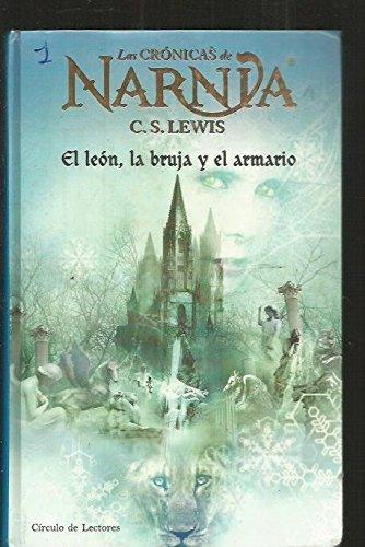 Cronicas de narnia: el León, la bruja y el armario