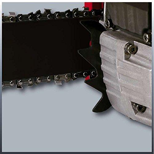 Einhell Benzin Kettensäge GC-PC 2040 I (2 kW, 40 cm Schwertlänge, 21 m/s Schnittgeschwindigkeit, automatische Kettenschmierung, inkl. Schwertschutz) - 8
