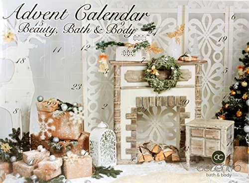 Beauty Bath & Body Adventskalender für Frauen FIREPLACE - Wellness Weihnachtskalender