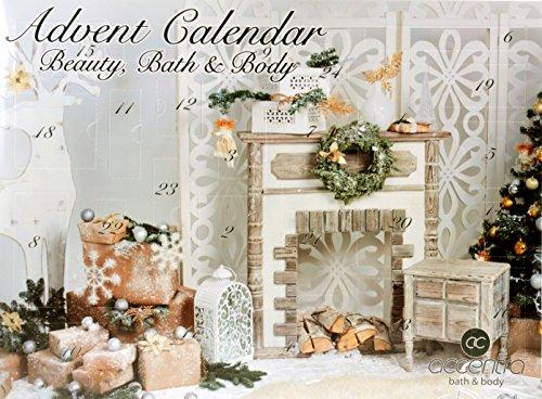 Beauty Bath & Body Adventskalender für Frauen FIREPLACE - Wellness Weihnachtskalender