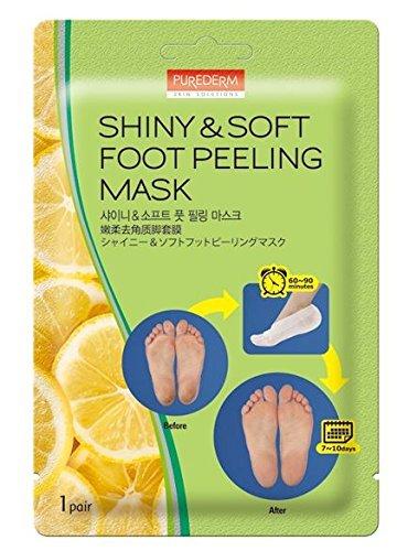 Purederm Fuß-Peeling-Maske - Fuß-spa-maske