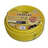Bradas WMS3/425 Gartenschlauch 25 m 3/4 Zoll, Sunflex, gelb, 25 x 25 x 10 cm