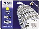 Epson T7914 Tintenpatrone Pisa, Singlepack gelb