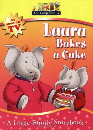 Laura bakes a cake