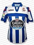 Lotto Deportivo LA Coruña 1ª Camiseta 12/13 Color Azul Royal Talla: 2XL