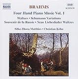 Werke für Klavier zu vier Händen Vol. 1
