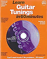 Learn Guitar Tunings in 60 Minutes