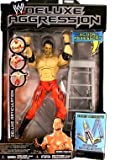 Chris Benoit Action Figure by WWE Deluxe Aggression Series 7