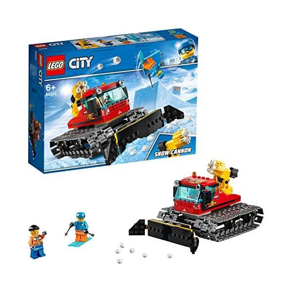 LEGO City - Gatto delle nevi, 60222 2 spesavip