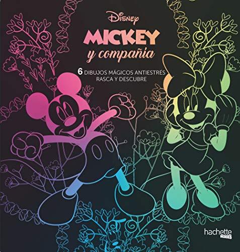 Mickey Mouse. 6 dibujos mágicos: rasca y descubre (Hachette Heroes - Disney - Especializados)