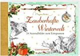 Kreativbuch – Zauberhafte Winterwelt: 24 Ausmalbilder zum Entspannen