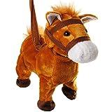 alles-meine GmbH XL - laufendes, wieherndes & tanzendes -  Pferd / Pony mit Leine & Stab  - Plüschtier mit Sound - Musik & Bewegung - aus Stoff / Plüsch - Pferde - Tier - SI.. für alles-meine GmbH XL - laufendes, wieherndes & tanzendes -  Pferd / Pony mit Leine & Stab  - Plüschtier mit Sound - Musik & Bewegung - aus Stoff / Plüsch - Pferde - Tier - SI..
