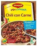 Maggi Fix für Chili con carne