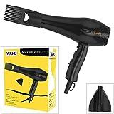 Wahl PowerPik 21500W Turbo secador de pelo con peine Afro PowerPik negra accesorio para cabello