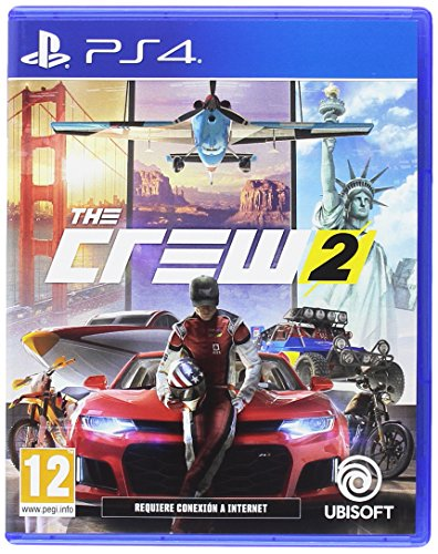The Crew 2 - Edición Steelbook (Edición Exclusiva Amazon) (precio: 49,90€)