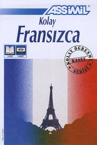 Kolay fransizca : Méthode de français à destination des apprenants de langue turque (4Cassette audio) Audio-destination