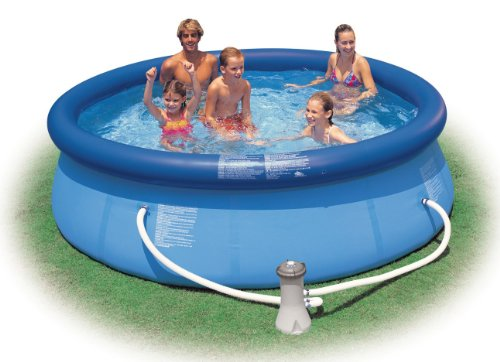 Intex easy set aufstellpool - Piscina gonfiabile amazon ...