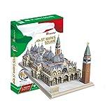 Cubic Fun mc209h–3d Puzzle Piazza San Marco–Venedig–Italien