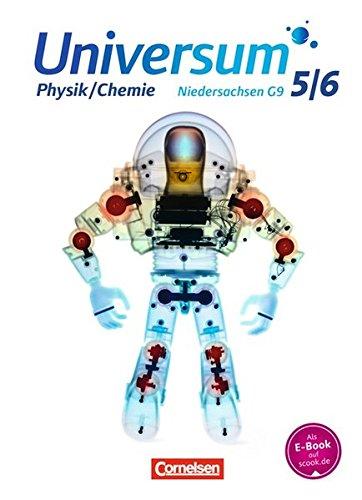 Universum Physik - Sekundarstufe I - Niedersachsen G9: 5./6. Schuljahr - Physik/Chemie - Schülerbuch
