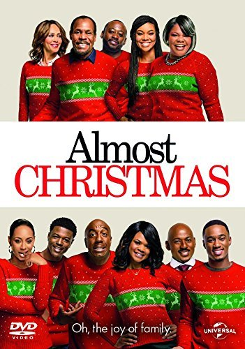 Almost Christmas [DVD] [2016] UK-Import, Sprache-Englisch