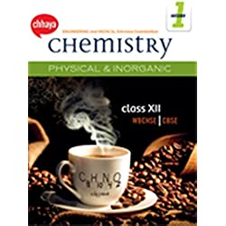 Chaya Prakashani Chemistry English Version Textbook For Class 12 (Vol 1& 2 Set) Engineering and Medical Entrance Examination