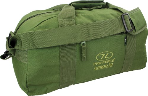 Highlander Cargo 30 Borsa, Olive Olive