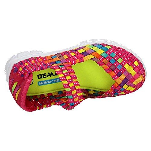 DEMAX , Chaussures de sport fille Multicolore