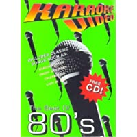 Karaoke Video & CD-Best of 80's