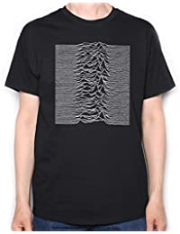 Unknown Waves T Shirt - An Old Skool Hooligans Pleasures Punk T Shirt Design