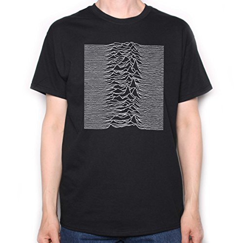 Joy Division Unknown Pleasures T Shirt, S to 3Xl