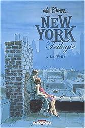 New York Trilogie, Tome 1 : La Ville