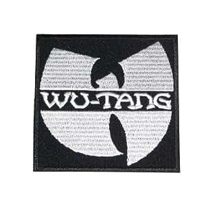 """"""" Wu-Tang Clan """" Patch Sticker Logo Applique Insigne à coudre Hip Hop Rap Old school 7,0 cm / 7,5 cm"""