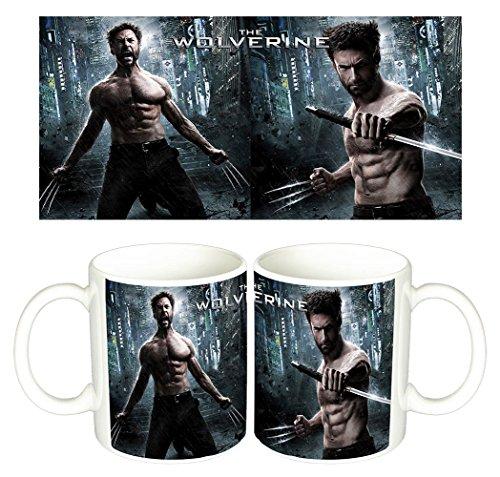 X Men Wolverine Lobezno Hugh Jackman A Taza Mug