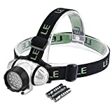 LE LED Headlamp flashlight 4 modes LED H...