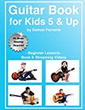 Best Guitar Instruction Books - Guitar Book for Kids 5 & Up Review