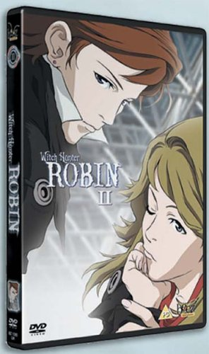 Witch Hunter Robin - Vol. 2
