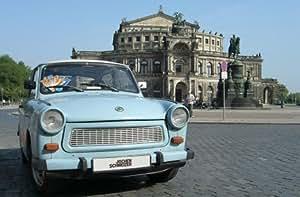 Geschenkgutschein: Städtetrip Dresden mit Trabi-Fahrt für 2