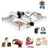 Kits Graveur Laser CNC 40X50CM DIY 12 V USB Machine de Gravure Laser de Bureau Réglable Laser Puissance Imprimante Sculpture & Outil De Coupe TOPQSC