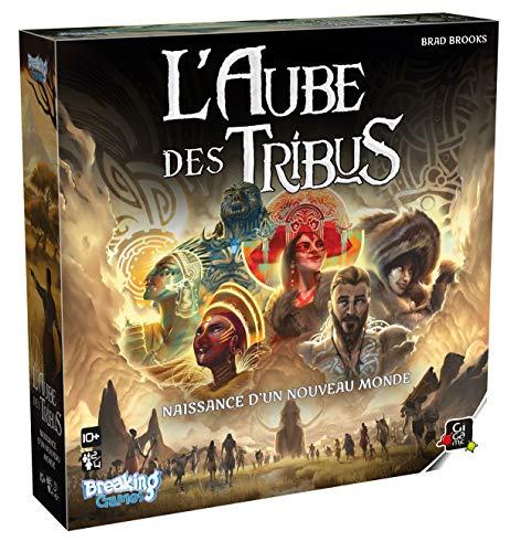 Gigamic- El Aube Des TRIBUS, JAUB,