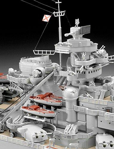 Revell 05040 – Battleship Bismarck - 9
