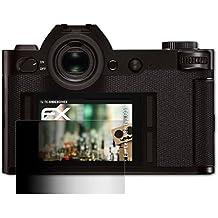 Leica SL (Typ 601) Pellicola protezione vista - atFoliX FX-Undercover Privacy a 4 vie Filtro Privacy Protezione Pellicola dello Schermo