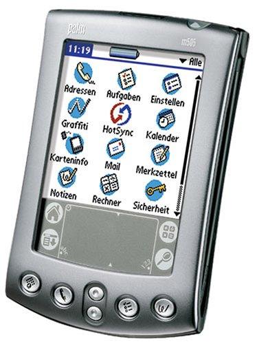 Handheld-geräte Palm (Palm m505 Handheld)